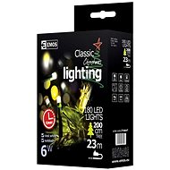 Emos 180 LED Xmas CLAS TIMER - Vianočné osvetlenie