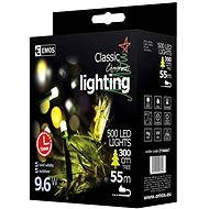 Emos 500 LED Xmas CLAS TIMER - Christmas Lights