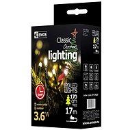 Emos 120 LED Xmas CLAS TIMER - Christmas Lights