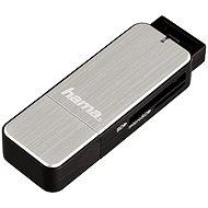 Hama USB 3.0 strieborná - Čítačka kariet