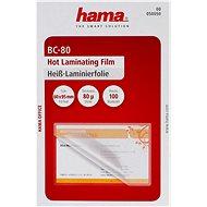 Hama Hot Laminating film 50050 - Laminovacia fólia