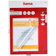 Hama Hot Laminating film 50055 - Laminovacia fólia