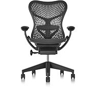 Herman Miller Mirra s opierkou TriFlex – čierna - Kancelárska stolička