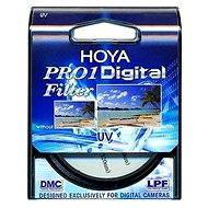 HOYA 52 mm Pro 1D DMC cirkulárny - Polarizačný filter