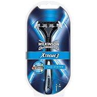 WILKINSON Xtreme3 System + 1 náhradná hlavica - Holiaci strojček