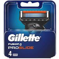 Pánske náhradné hlavice GILLETTE Fusion Proglide Manual 4 ks - Pánské náhradní hlavice