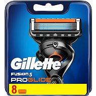Pánske náhradné hlavice GILLETTE Fusion ProGlide Manual 8 ks - Pánské náhradní hlavice