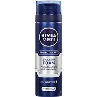 NIVEA Men Protect&Care Shaving Foam 200 ml - Pena na holenie