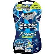WILKINSON Xtreme3 Ultimate Plus (4 ks) - Holiace strojčeky