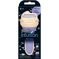WILKINSON Intuition Dry Skin + hlavica 1 ks - Dámsky holiaci strojček
