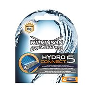 WILKINSON HYDRO Connect 5 náhradné hlavice (4 ks) - Pánske náhradné hlavice