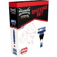 WILKINSON HYDRO Connect5 strojček + 3 hlavice BOX STAR WARS - Darčeková súprava