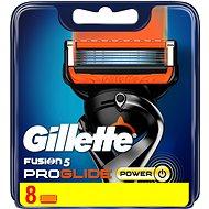 Pánske náhradné hlavice GILLETTE Fusion ProGlide Power 8 ks - Pánské náhradní hlavice