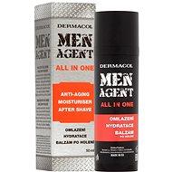 DERMACOL Men Agent Beard Oil Treatment 50 ml - Gél po holení