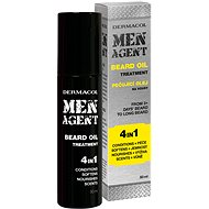 DERMACOL Men Agent Ošetrujúci olej na fúzy 50 ml - Olej na fúzy