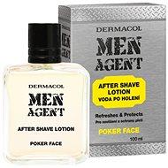 DERMACOL Men Agent After Shave Lotion Poker face 100 ml