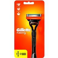 GILLETTE Fusion + hlavica 2 ks - Holiaci strojček