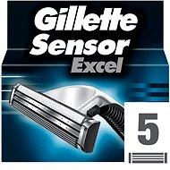 GILLETTE SensorExcel 5 ks - Pánske náhradné hlavice