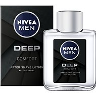 NIVEA Men Deep After Shave Lotion 100 ml - Voda po holení
