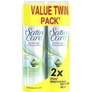 GILLETTE Satin Care Sensitive 2× 200 ml