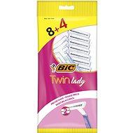BIC Twin Lady 12 ks - Dámske holiace strojčeky