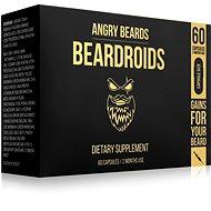 ANGRY BEARDS Beardroids - Prípravok na rast fúzov