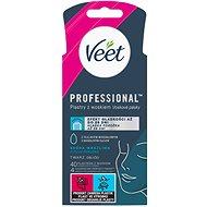 VEET Wax Strips Face Sensitive Skin 40 ks - Depilačné prúžky