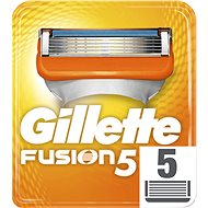 Pánske náhradné hlavice GILLETTE Fusion 5 ks - Pánské náhradní hlavice
