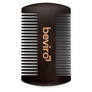 BEVIRO Pear Wood Beard Comb - Hrebeň