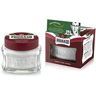 PRORASO Sandalwood Shaving Cream 100 ml - Krém na holenie