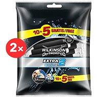WILKINSON Extra2 Activ 2 × 15 pcs - Razors