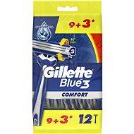 GILLETTE Blue3 Comfort 12 ks