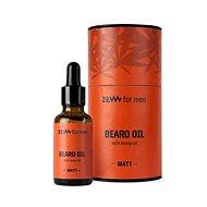 ZEW FOR MEN Hemp Matt Oil, 30 ml