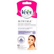 VEET Minima Hypoallergenic Wax Strips Face 20 ks