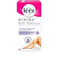 VEET Minima Hypoallergenic Wax Strips Legs 12 ks