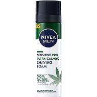 NIVEA MEN Sensitive Hemp Shaving Foam 200ml