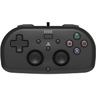 HORI Wired Mini Gamepad černý – PS4 - Gamepad
