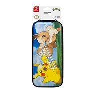 Hori Tough Pouch – Pikachu, Eevee – Nintendo Switch - Puzdro