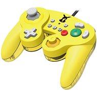 HORI GameCube Style BattlePad – Pikachu – Nintendo switch - Gamepad