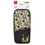 Hori Slim Pouch – Pikachu – Nintendo Switch - Puzdro