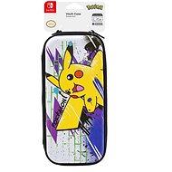 Hori Premium Vault Case – Pikachu – Nintendo Switch - Puzdro