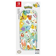Hori DuraFlexi Protector - Pikachu Friends - Nintendo Switch Lite - Puzdro