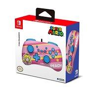 HORIPAD Mini – Super Mario Series Peach – Nintendo Switch - Gamepad