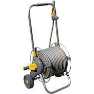 HOZELOCK Kovový vozik na 60 m hadicu s 30 m hadicou - Vozík na hadicu