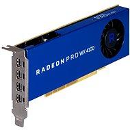 HP AMD Radeon Pro WX 4100 4 GB - Grafická karta