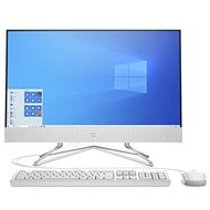 HP 24-df0002nc Touch White - All In One PC