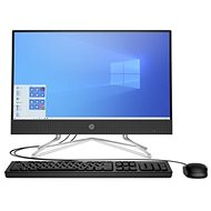 HP 22-df0004nc Touch Black - All In One PC
