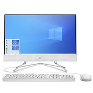 HP 22-df0005nc White - All In One PC
