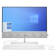 HP Pavilion 24-k0003nc White - All In One PC