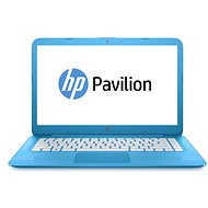 HP Stream 14-ax001nc Aqua Blue - Notebook